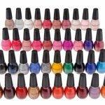 Tendance : le vernis à ongles, de toutes les couleurs !