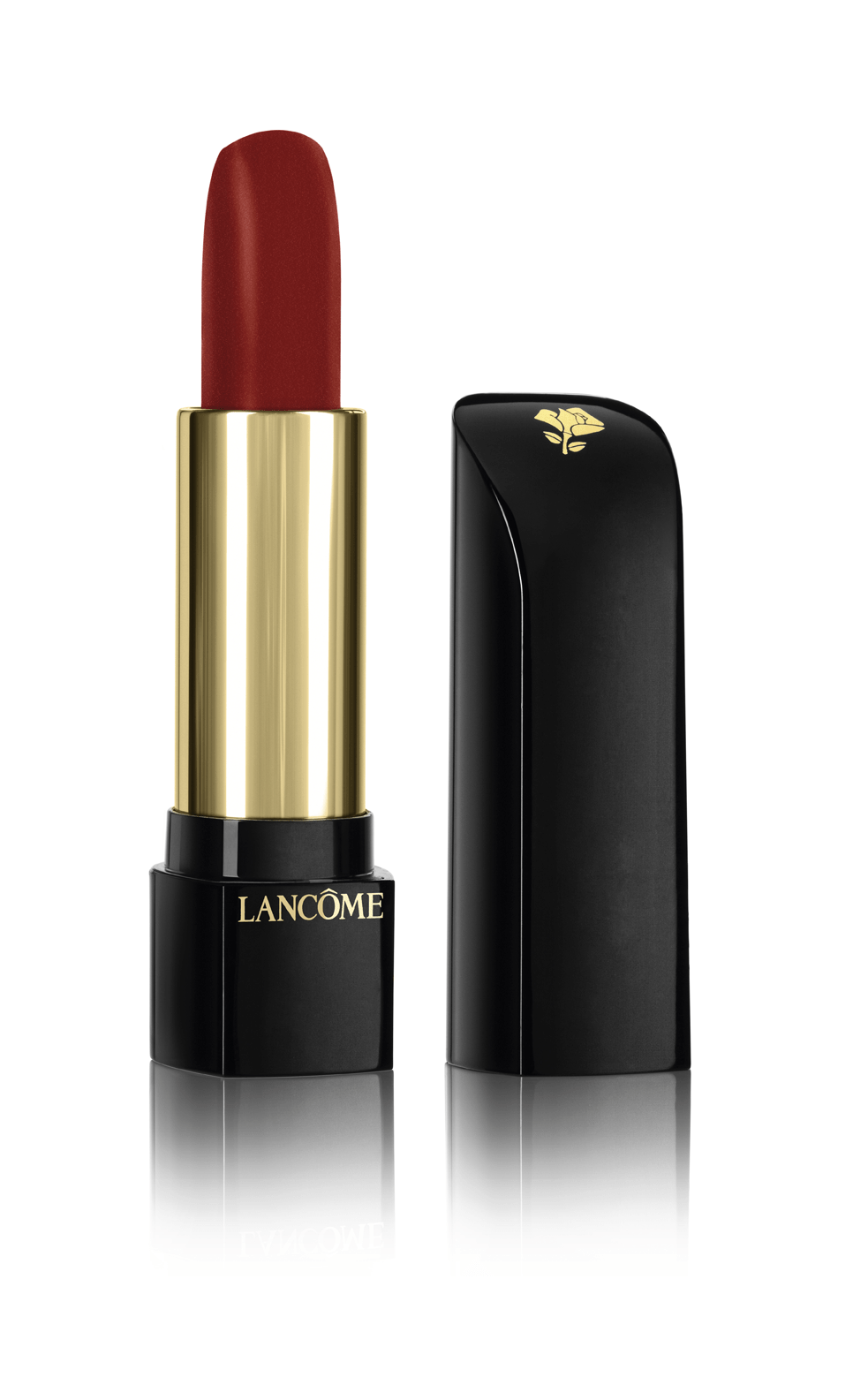 LANCOME ABSOLU NU OUVERT ROUGE 181 TOPAZE EXTASE