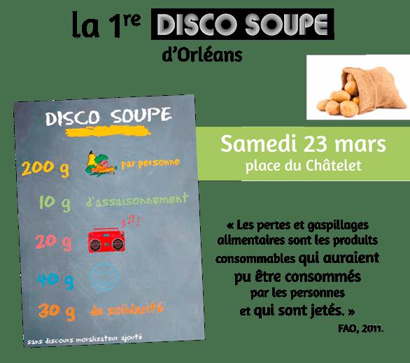 communiqué-DISCO-SOUPE Orléans