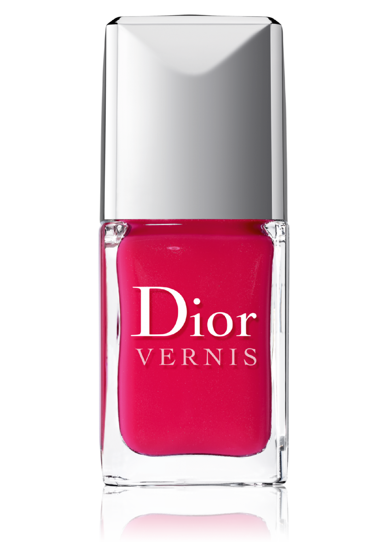 Vernis rose flamboyant Dior - 21,50 € aux Galeries Lafayette