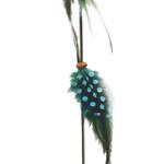 Barette à plumes Gemo - 3,99 €