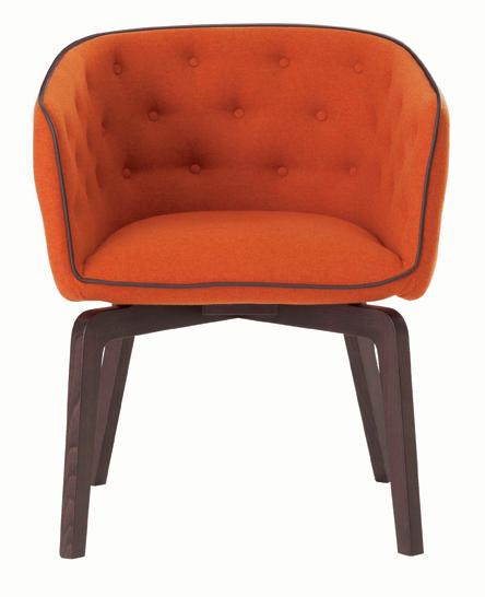 fauteuil quadrille edith magazine. Black Bedroom Furniture Sets. Home Design Ideas