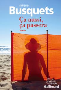 Gallimard, 192 p, 17 €