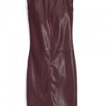 SEXY ET TENDANCE le cuir et le vinyle reviennent en force ETAM – 39,95 € www.etam.com
