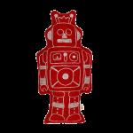 Coussin robot N°74 – 24 € www.filedans tachambre.com
