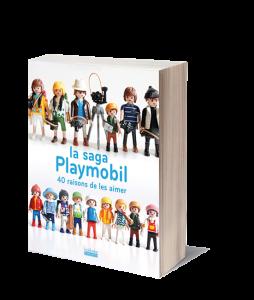 Livre PLAYMOBIL 25 € – En librairie