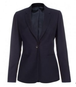 Veste blazer Paul Smith bleu marine 495€