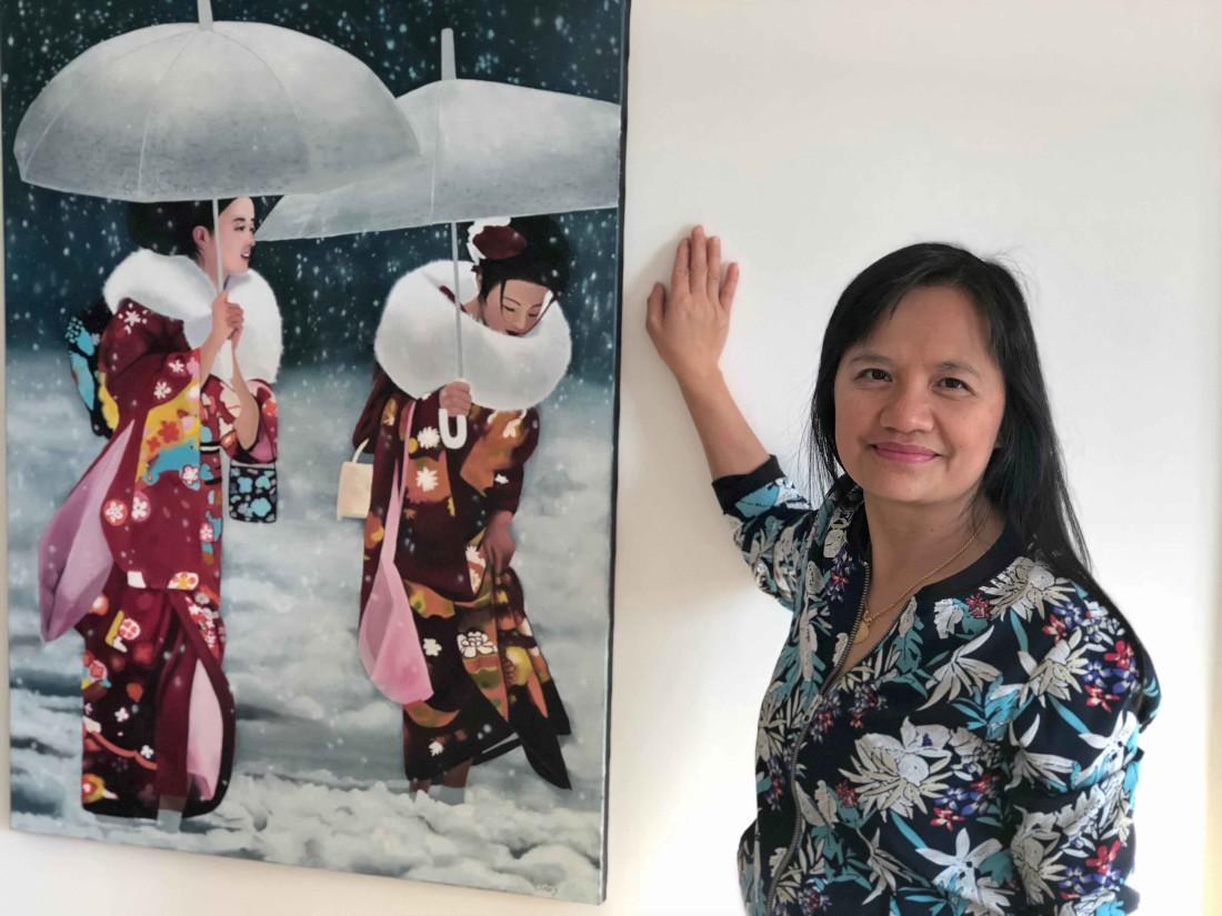 Anong Peintre
