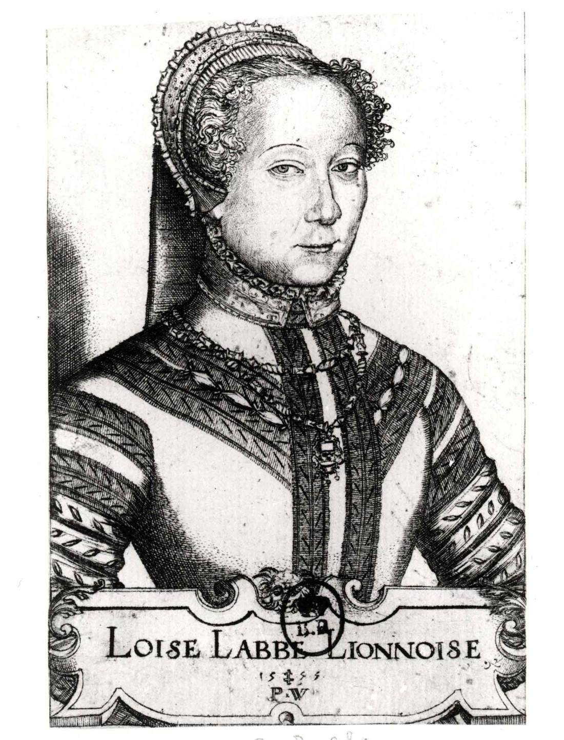 Louise Labe-edith